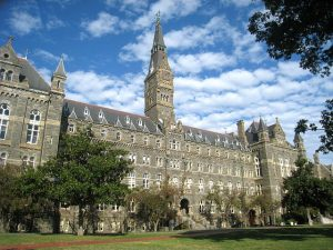 Georgetown-University-retail-lecture-image