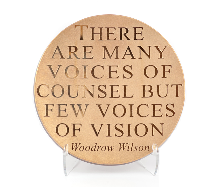 Custom Gift for Woodrow Wilson Center
