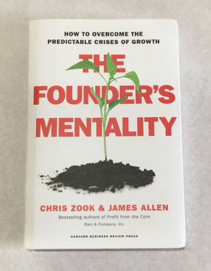 The Founder's Mentality: Insights into Successful Leaders - Keith