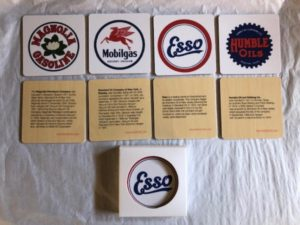 Exxon Vintage coaster gifts